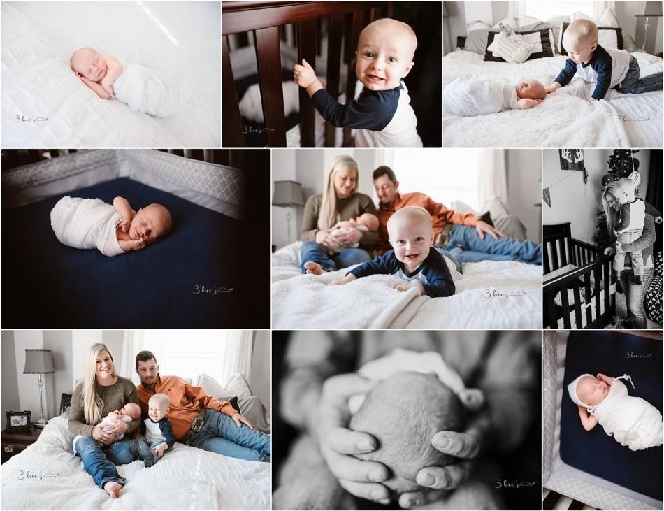 Luke - Lifestyle Newborn Photographer | Fayetteville, AR