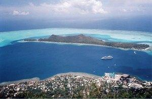 Other islands from Bora Bora