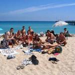 West Palm Beach – Spring Break – Family Beach