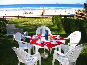 Breakfast on Geriba Beach, Buzios