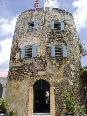 Bluebeards Castle St Thomas USVI