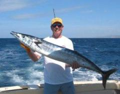 Deep Sea Fishing around Cabo San Lucas