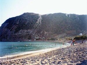 Agia Kiriaki Beach Milos Greece