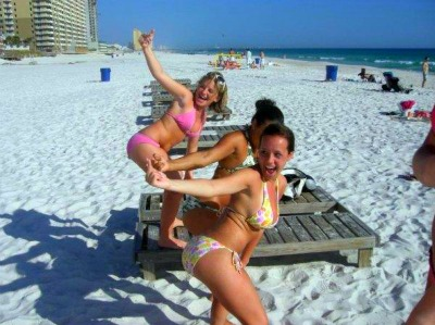 Panama city beach girls