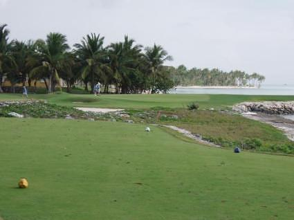 Golf Course at Punta Cana Resort and Club