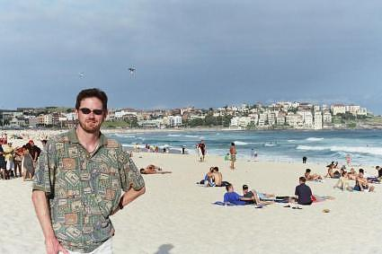 Sydney Coast & Beaches - Bondi Beach