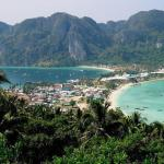 Koh Phi Phi Don Beaches Thailand