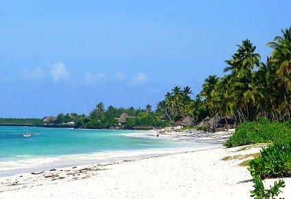 Jambiani - a picture perfect tropical beach
