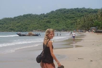 Palolem Beach Goa India