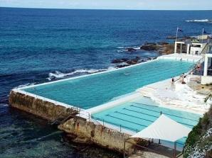 The Famous Pool at Bondi Beach