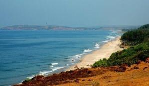 Ganpatipule Beaches Konkan India