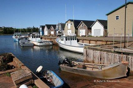 Lobster on the Wharf! ... Prince Edward Island