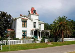 Victorian Style home in Fernandina Beach, Florida