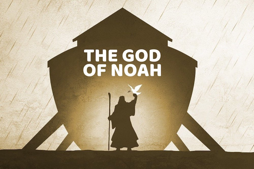 The God of Noah Image