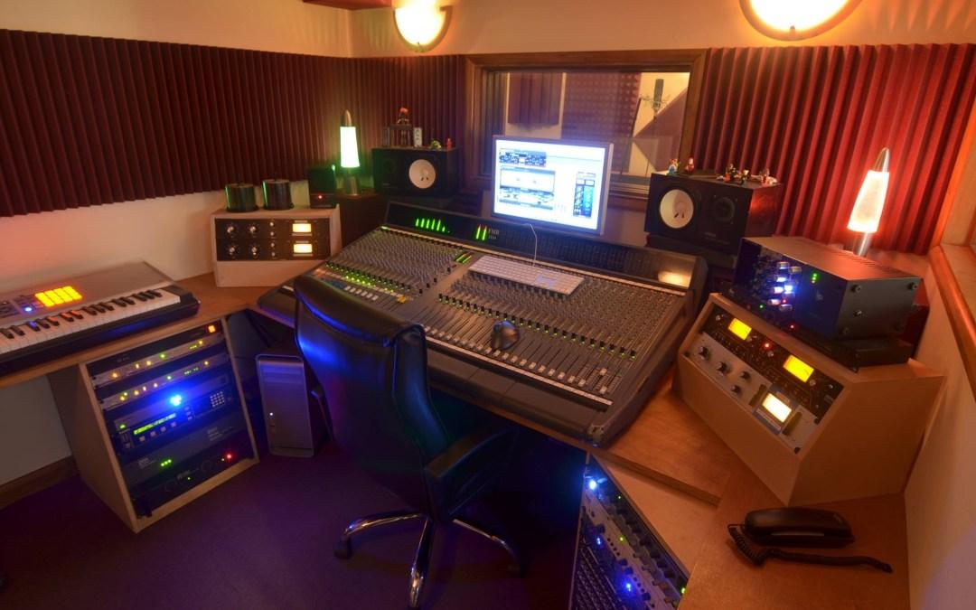 Studio upgrades