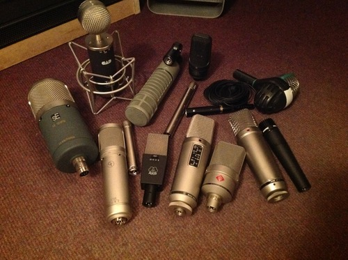 Which Microphone Should I Use?