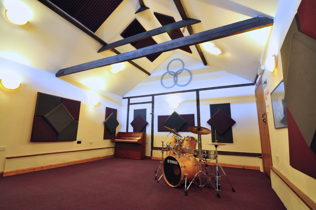 Threecircles Recording Studio - Live Room