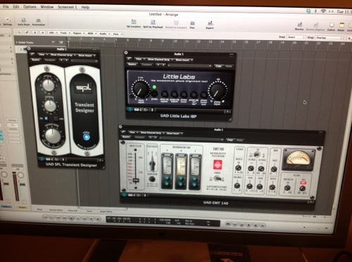 New studio plugins