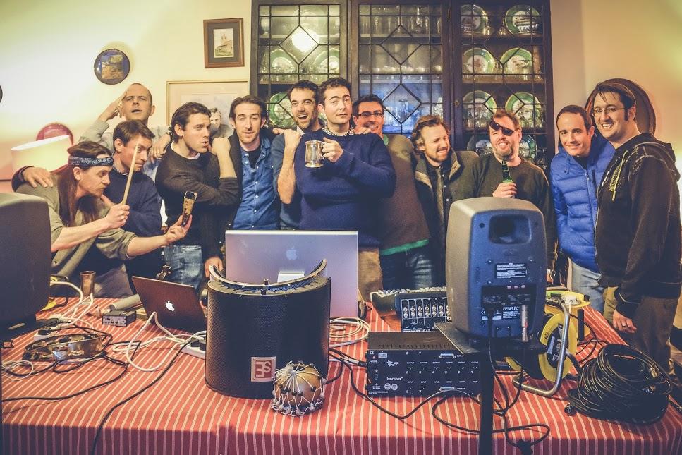 Cambridge Location Recording – Day 2