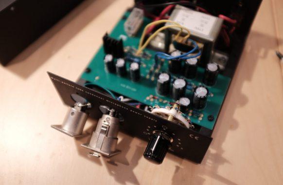 Threecircles Recording Studio – 12/251 PSU XLR Removal