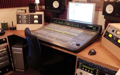 Recording a band in the studio – part 3