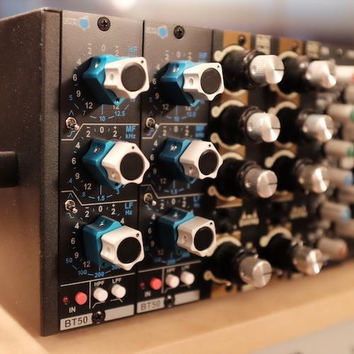 Threecircles Recording Studio - CAPI BT50 EQ