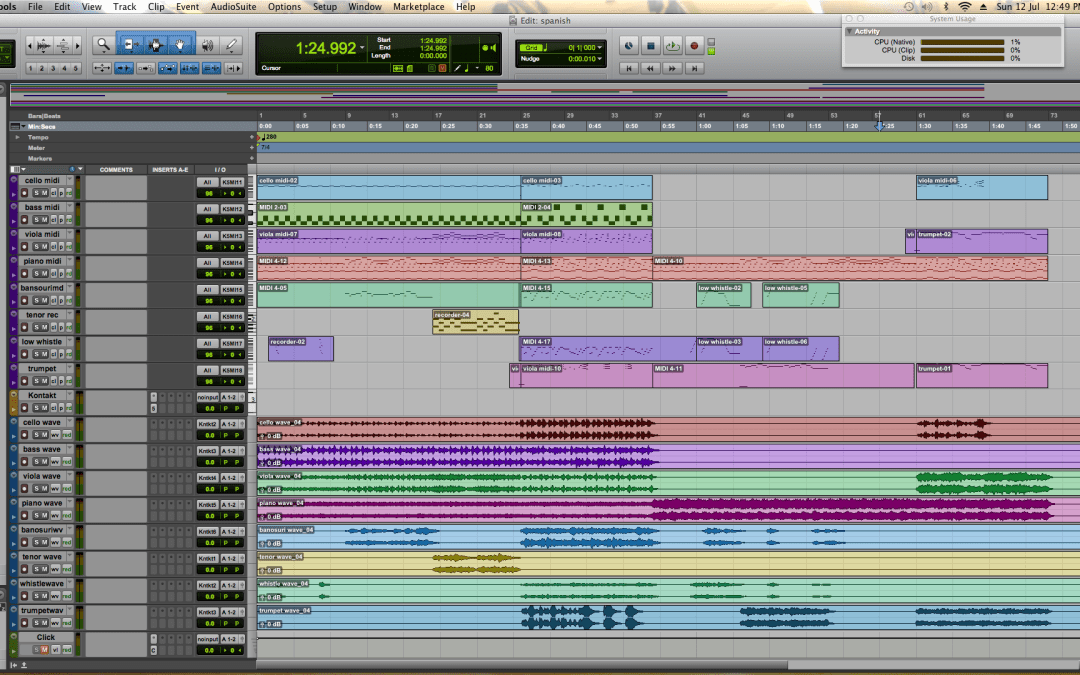 Are your home recordings ready for professional mixing?