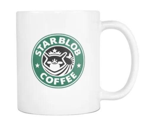 Starblob coffee