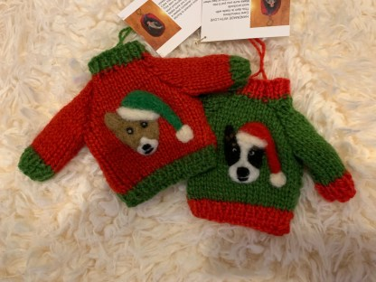 Corgi Ornaments