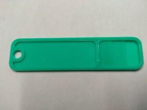Filamento PLA verde aqua