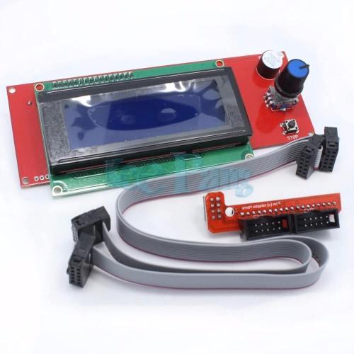 Display LCD 2004 pantalla