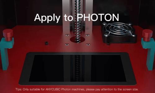Display Lcd De Reemplazo Anycubic Photon, 3d Dlp Pantalla 2k