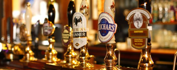 Our real ales