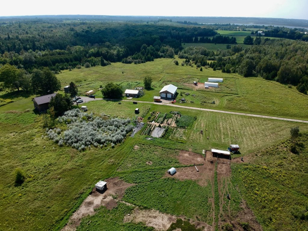 Three Forks Farm - Bobcaygeon Farm- 100-acre farm , Kawartha Lakes