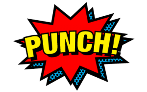 Punch! Logo
