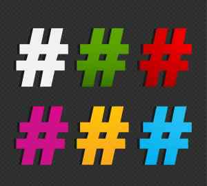 Hashtags to Use During the Week