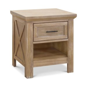 Franklin&Ben Emory Nightstand Drift Wood
