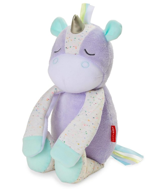 Cry activated soother - Unicorn 1