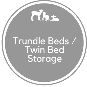 Twin Storage or Trundle Bed