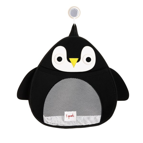 Penguin Bath Storage from 3 Sprouts