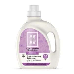 LAvender Scent Organic Laundry Detergent