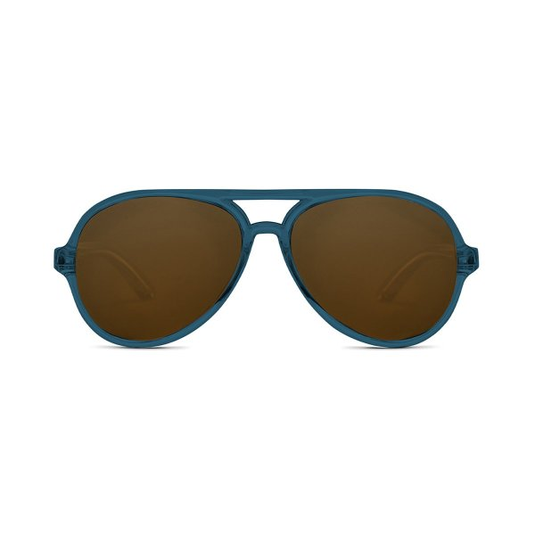 Hipsterkids Extra Fancy Aviator Sunglasses