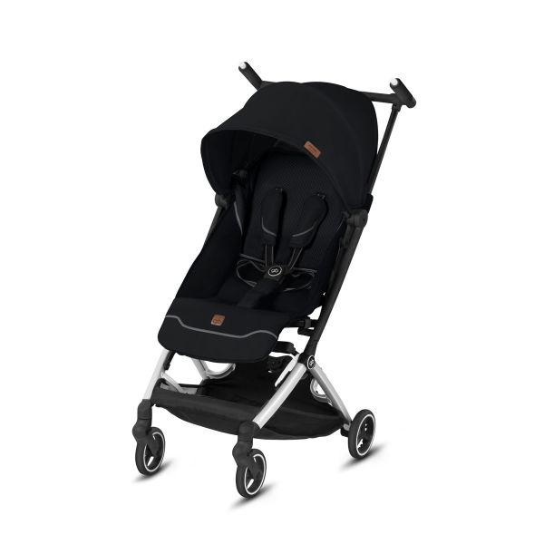 Good Baby Pockit + All City Fashion Stroller - Velvet Black