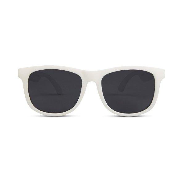 Hipsterkid Classic Baby Sunglasses - White