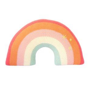 Blabla Kids Rainbow Pillow Pink