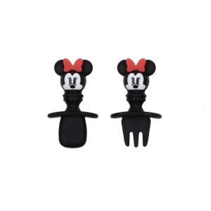 Disney Silicone Chewtensils Minnie