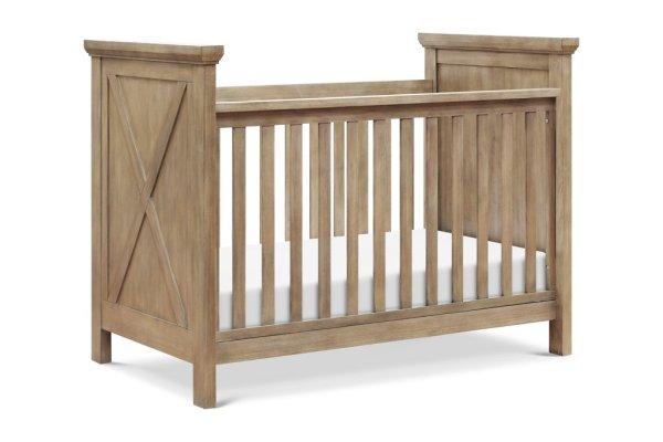 F&B 3 in 1 Convertible Crib