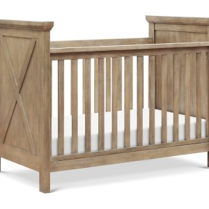 F&B 3 in 1 Convertible Crib