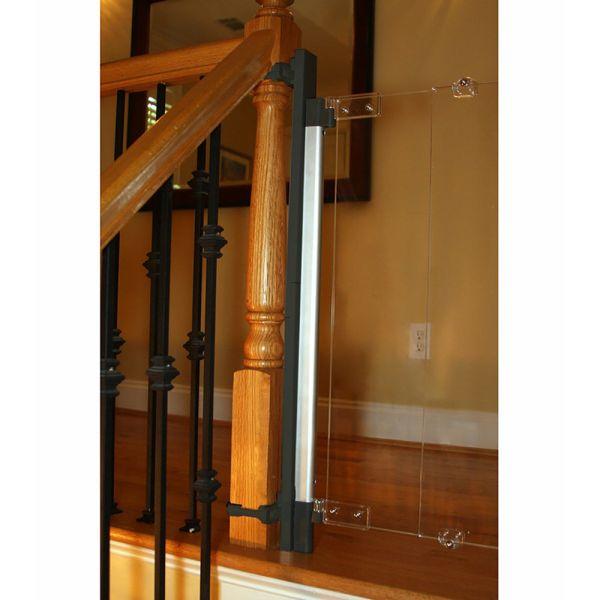 QDOS Universal Stair Mount Kit - Slate