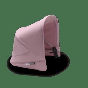 _Bugaboo Donkey 3 Sun Canopy Soft Pink